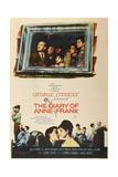 The Diary of Anne Frank, 1959, Directed by George Stevens Impressão giclée