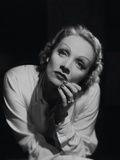 "Marlene Dietrich. ""Desire"" 1936, Directed by Frank Borzage Fotografie-Druck"