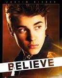 Justin Bieber - Believe Affiche