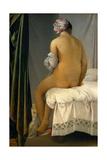 The Valpinçon Bather, 1806 Giclée-Druck von Jean-Auguste-Dominique Ingres