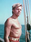 "Burt Lancaster. ""The Crimson Pirate"" 1952, Directed by Robert Siodmak Photographic Print"