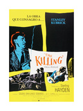 """Bed of Fear, 1956, """"The Killing"""" Directed by Stanley Kubrick ジクレープリント"""