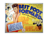 Best Foot Forward, 1943, Directed by Edward Buzzell Giclee Print