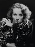 """Marlene Dietrich. """"Shanghai Express"""" 1932, Directed by Josef Von Sternberg Fotografie-Druck"""