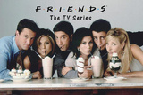 Friends Milkshakes Television Poster Posters