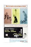 """The Pink Panther: a Shot In the Dark, 1964, """"A Shot In the Dark"""" Directed by Blake Edwards Giclee Print"""