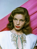 The Big Sleep, Lauren Bacall, Directed by Howard Hawks, 1946 Impressão fotográfica