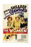 The Women, Directed by George Cukor, 1939 Giclee Print
