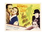 The Thin Man, 1934, Directed by W. S. Van Dyke ジクレープリント