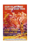 On the Beach, 1959, Directed by Stanley Kramer ジクレープリント