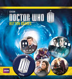 Doctor Who Badge Pack Chapa
