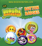Moshi Monsters 2 Badge Pack Badge