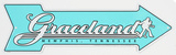 Graceland Tin Sign Blikkskilt