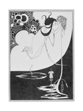 Aubrey Beardsley's Drawings Giclée-vedos tekijänä Aubrey Beardsley