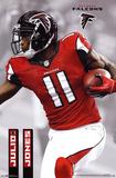 Julio Jones Atlanta Falcons NFL Sports Poster Posters
