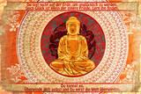 Buddha - glück Posters