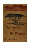 The Island Of Doctor Moreau Reproduction procédé giclée par Herbert Wells