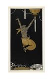 Designs On the Dances Of Vaslav Nijinsky Reproduction procédé giclée par Georges Barbier