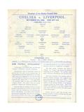 Football Programme Giclee-trykk
