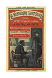 A Wonderful Ghost Story ジクレープリント : チャールズ・ディケンズ