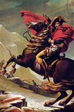 Jacques-Louis David (Napoleon Crossing the Alps) Prints by Jacques-Louis David