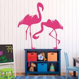 Flamingos Pink Wall Decal Adesivo de parede