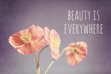 Beauty Is Everywhere Premium fotoprint van Susannah Tucker