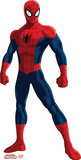 Spiderman - Ultimate Spider-Man TV Lifesize Standup Cardboard Cutouts