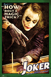 Batman: The Dark Knight - Joker Magic Trick Prints