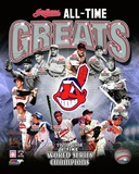 Cleveland Indians All Time Greats Composite Photo