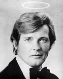 Roger Moore - The Saint Fotografia