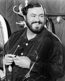 Luciano Pavarotti Photographie