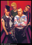 The Exploited London 1982 Pósters