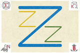 Zissou Society Flag Movie アート