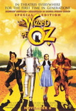 The Wizard of Oz (Judy Garland, Ray Bolger, Jack Haley) Movie Poster Poster