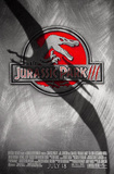 Jurassic Park IIi Movie Poster Láminas
