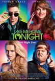 Take Me Home Tonight (Topher Grace, Anna Faris, Teresa Palmer) Movie Poster 高画質プリント