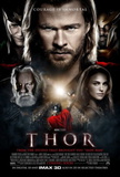 Thor (Chris Hemsworth, Natalie Portman, Anthony Hopkins) Movie Poster Poster