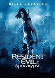 Resident Evil Apocolypse Movie Poster Plakater