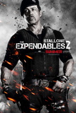 The Expendables 2 (Sylvester Stallone) Movie Poster Posters