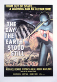 The Day The Earth Stood Still (Keanu Reeves, Jennifer Connelly) Movie Poster Poster