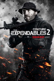 The Expendables 2 (Randy Couture) Movie Poster Posters