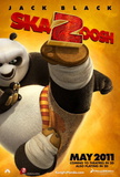 Kung Fu Panda 2 (Jack Black) Movie Poster Affiches