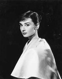 Audrey Hepburn Movie Poster Kunstdrucke
