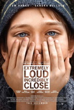 Extremely Loud and Increadibly Close (Tom Hanks, Sandra Bullock) Movie Poster Affiches