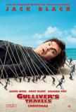 Gulliver's Travels (Jack Black, Emily Blunt, Jason Segel) Movie Poster Posters