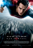 Man of Steel (Henry Cavill, Amy Adams) Movie Poster Print
