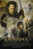 Lord of The Rings Return of The King Movie Poster Posters