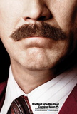 Anchorman (Will Farrell) Movie Poster アートポスター