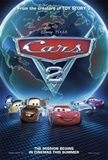Cars 2 (Owen Wilson, Michael Caine, Emily Mortimer) Movie Poster Print